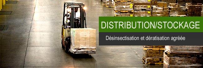 Désinsectisation dératisation certifiées entrepôts, distribution La Crau