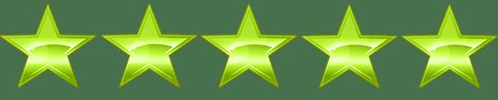 5 étoiles  en désinfection 3D